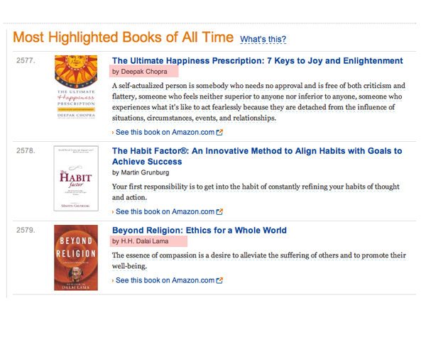 Kindle-Most Highlights-THF-Listed-1